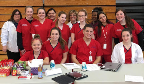 Winter Blood Drive Success