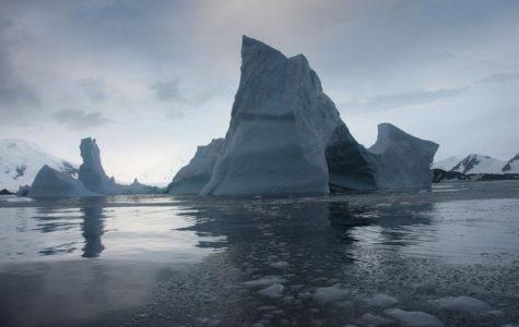 Disintegrating Antartica