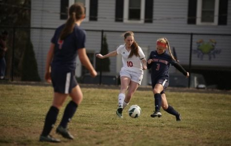 Conrad Girls Soccer Kicks Off