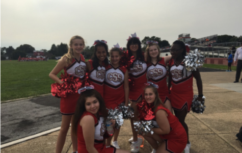 Come Support the Conrad Cheerleading!