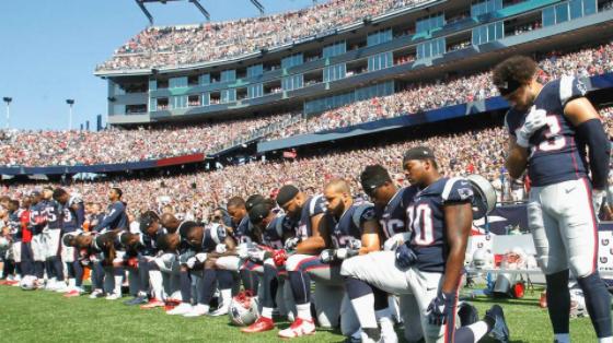 NFL Facing Backlash