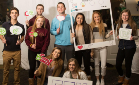 Conrad Biomed Students Raise Money for B+ Foundation