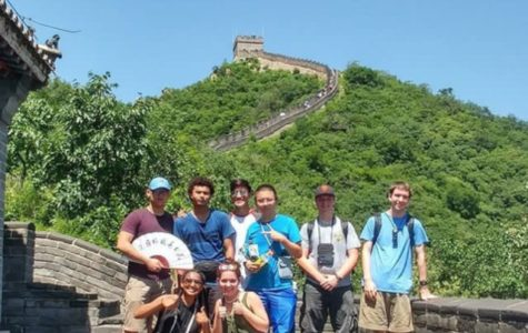 Past the Great Wall