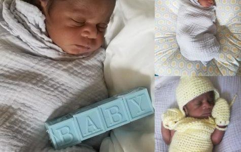 Bienvenido Bebé Joel