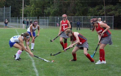 CONRAD FIELD HOCKEY