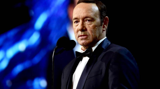 Kevin Spacey Amid Allegations