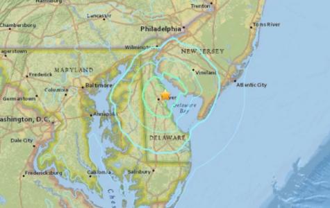 Delaware Feels A Magnitude 4.4