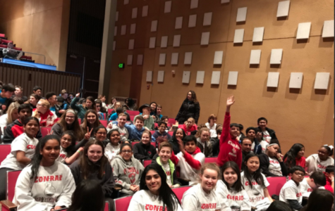 Middle School Science Olympiad Success