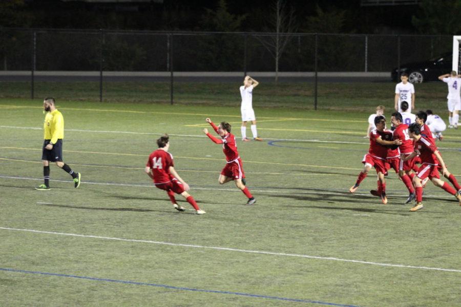 The+Conrad+Soccer+Season+Comes+To+An+End