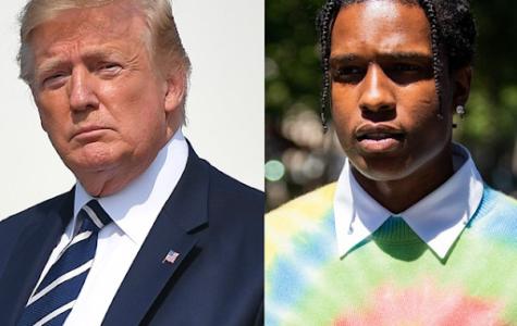Trump Helps Free ASAP Rocky