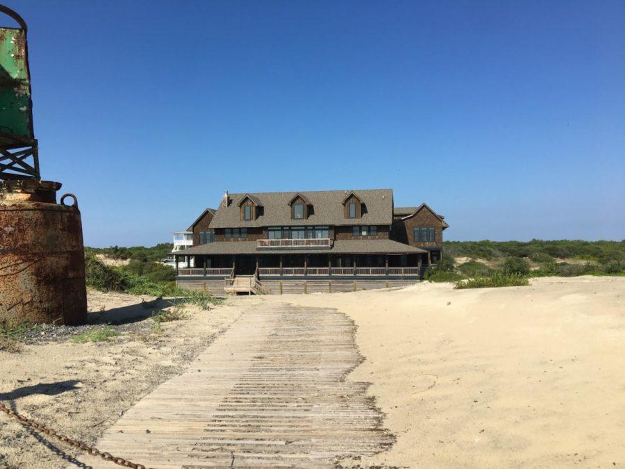 Four Million Dollar Ghost house