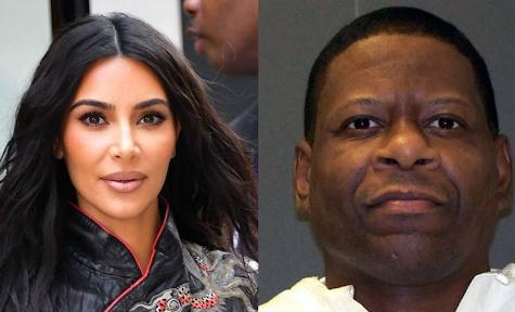 Kim Kardashian West Reveals Rodney Reed's Stay of Execution