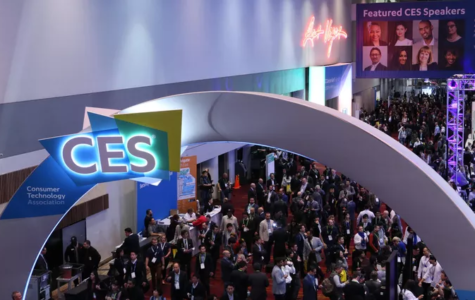 A picture of last year's CES event, which appeared to be rather packed. From CNET.com