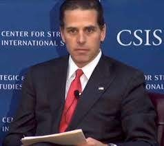 Hunter Biden, Human Trafficking scandal