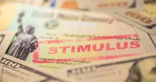 The second stimulus check