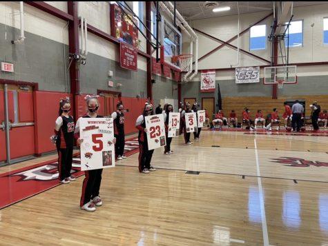 Conrad's Cheerleaders
