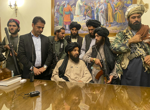 Talibans New Government