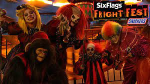 Fright Fest Is Back!
